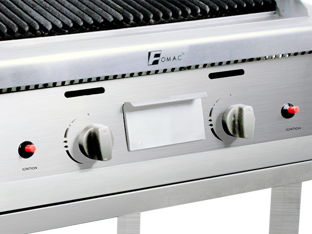 Gas Griddle With Stand GRL-GL688CS