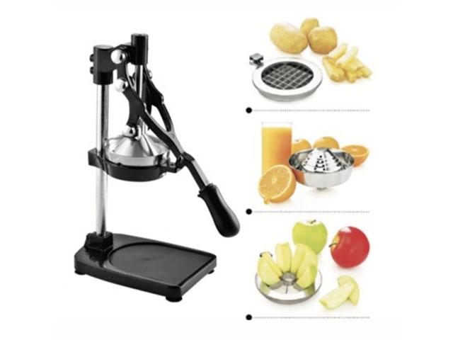 Long Potato Press Machine VGC-JG28